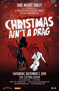 CHRISTMAS AIN'T A DRAG in Off-Off-Broadway