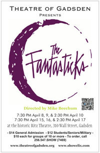 The Fantasticks in Birmingham