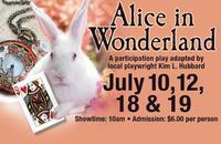 Alice in Wonderland in Central New York