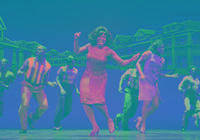 Motown The Musical in Broadway
