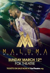 Maluma World Tour in Atlanta