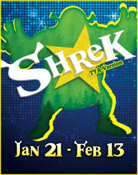 Shrek TVA in Orlando