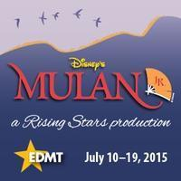 Disney's Mulan, Jr. in Sacramento