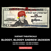 Bloody Bloody Andrew Jackson in Broadway