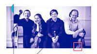 London Haydn Quartet (Violin, Viola, Cello) in Australia - Sydney