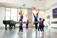Ballet Hispánico's School of Dance Los Pasitos: Early Childhood Program part of the Intrepid Museum's Virtual Kids Week in Off-Off-Broadway