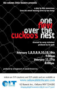 One Flew Over the Cuckoos Nest in Broadway