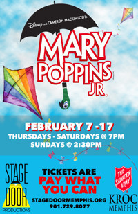 Mary Poppins Jr. in Broadway