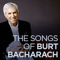 The Songs of Burt Bacharach in San Diego