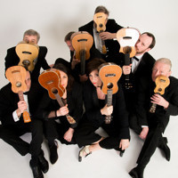 George Hinchliffe's Ukulele Orchestra of Great Britain in UK Regional