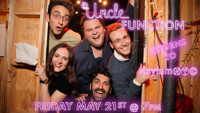 Uncle Function LIVE at Asylum NYC in Off-Off-Broadway