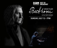 Hershey Felder: Beethoven, Live from Florence in DALLAS