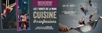 Cuisine & Confessions in Boston