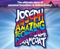 Joseph & the Amazing Technicolor Dreamcoat in San Diego