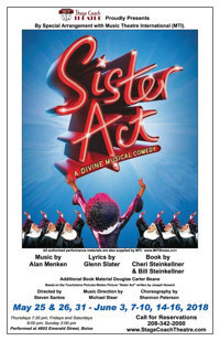Sister Act The Musical-May 25-June 16 in Boise