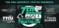 ORU Whole Person Indoor Triathlon in Oklahoma