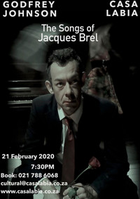 The Songs of Jacques Brel in South Africa