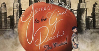 Roald Dahl's James and the Giant Peach in San Diego