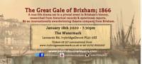 The Great Gale of Brixham in UK Regional