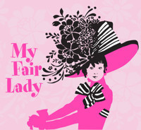 Auditions for MY FAIR LADY in Broadway