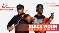 BLACK VIOLIN CLASSICAL BOOM TOUR in Rhode Island