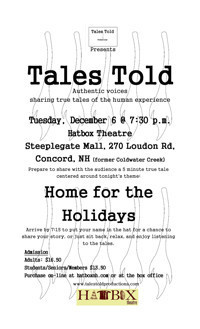 Tales Told in Other New York Stages