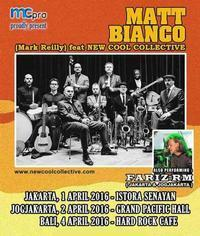 Matt Bianco ( Mark Reilly ) feat. New Cool Collective in Indonesia