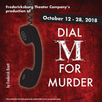 Dial M For Murder in San Antonio