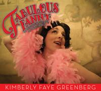 Fabulous Fanny Brice in Off-Off-Broadway Logo