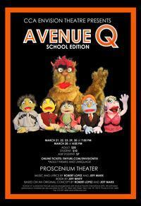 Avenue Q: School Edition in San Diego