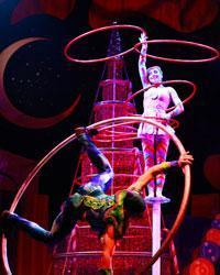 Cirque Dreams: Holidaze in Broadway