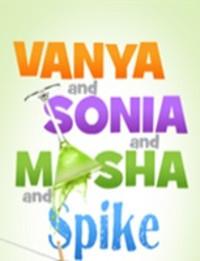 Vanya and Sonya and Masha and Spike in Broadway