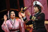 Madama Butterfly in Russia