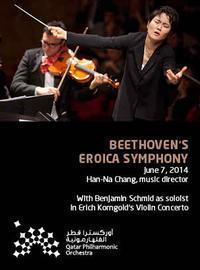 Beethoven's Erotica Symphony in Qatar