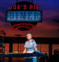 Waitress in Austin