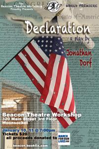 Declaration - World Premiere in Broadway