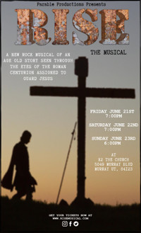 RISE The Musical in Salt Lake City