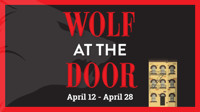 Wolf at the Door in Seattle