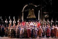 Boris Godunov in Broadway