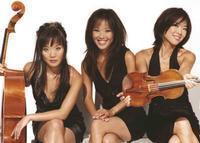 Ahn-Core Ahn Trio in Madison