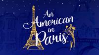 An American in Paris in Boston Logo