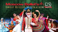 Moscow Ballet's Great Russian Nutcracker in Santa Barbara