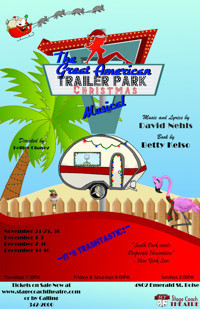 Great American Trailer Park Christmas Musical in Broadway