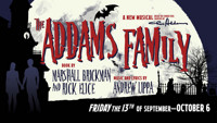 Addams Family - A New Musical in Chicago