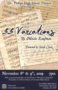 33 Variations in Orlando