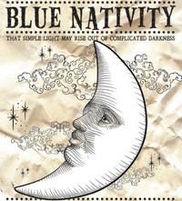 Blue Nativity in Broadway