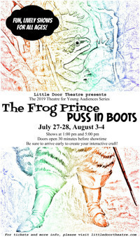 The Frog Prince and Puss in Boots in Detroit