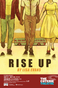 Rise Up: The Struggle of the Freedom Riders in Broadway
