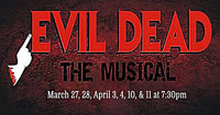 Evil Dead the musical in Columbus