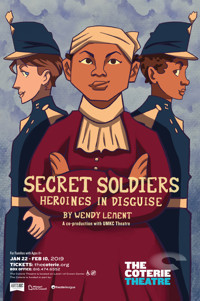 Secret Soldiers: Heroines In Disguise in Kansas City